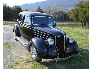 1936 Ford 4-Dr Sedan