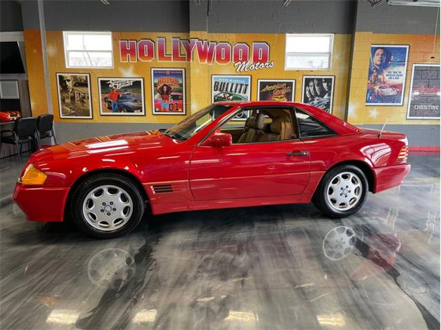 1991 Mercedes-Benz SL500 (CC-1465374) for sale in West Babylon, New York