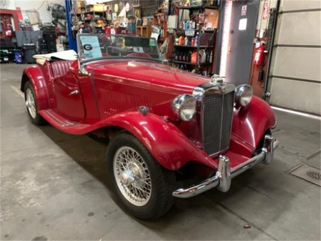 1952 MG TD (CC-1465376) for sale in Astoria, New York