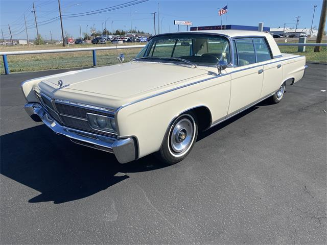 1965 Chrysler Imperial Crown (CC-1460538) for sale in Shawnee, Oklahoma