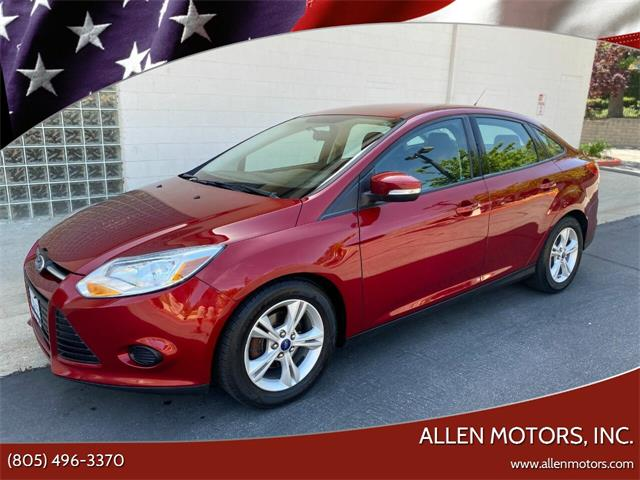 2014 Ford Focus (CC-1465390) for sale in Thousand Oaks, California