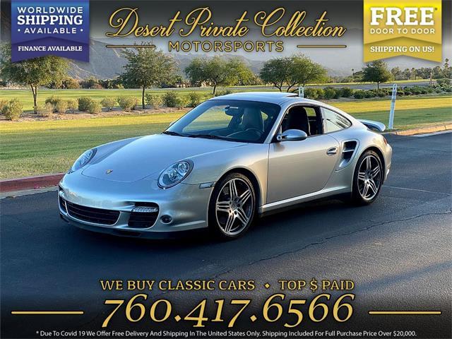 2007 Porsche 911 Turbo (CC-1465393) for sale in Palm Desert , California