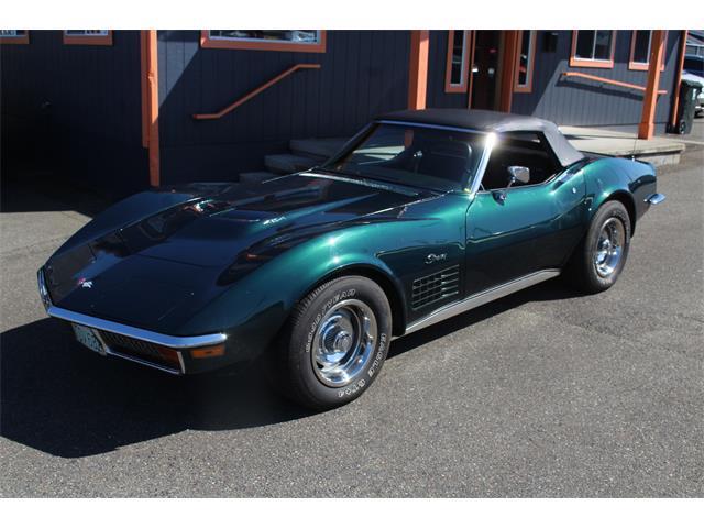 1972 Chevrolet Corvette (CC-1465403) for sale in Tacoma, Washington