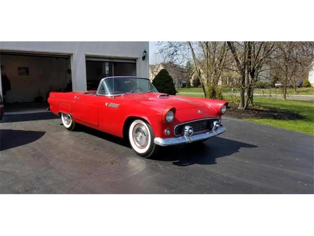 1955 Ford Thunderbird (CC-1465405) for sale in Carlisle, Pennsylvania
