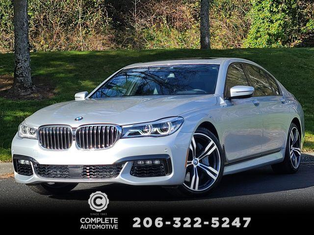 2017 BMW 7 Series (CC-1465420) for sale in Seattle, Washington