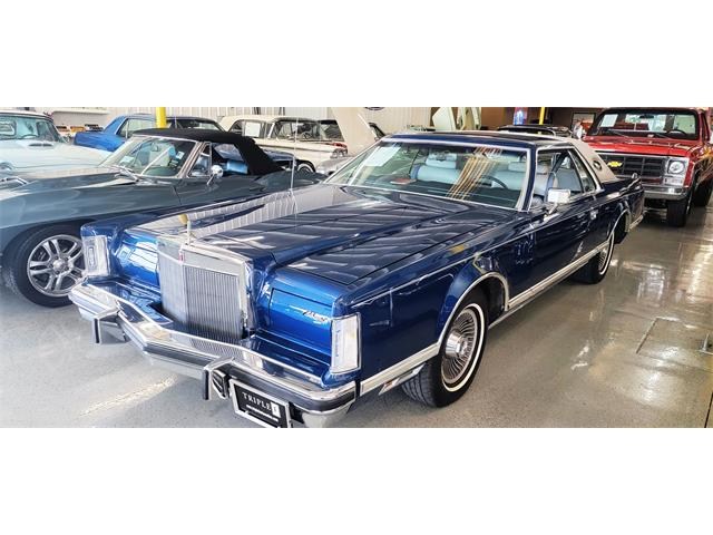 1977 Lincoln Mark V (CC-1460543) for sale in Fort Worth, Texas