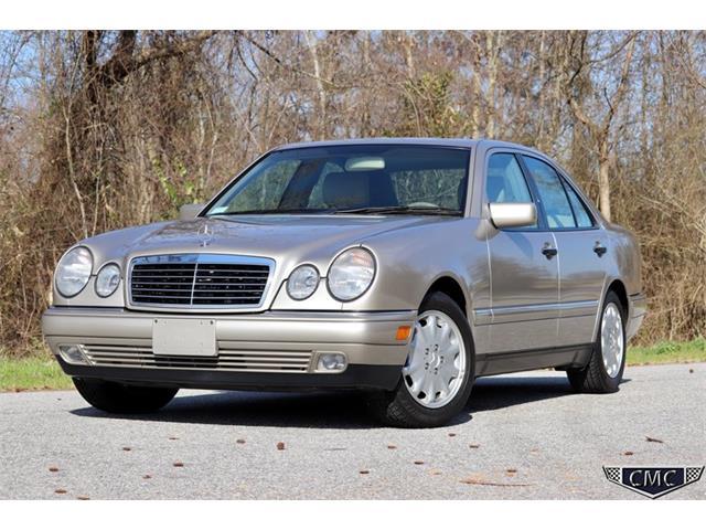 1998 Mercedes-Benz E320 (CC-1465437) for sale in Benson, North Carolina
