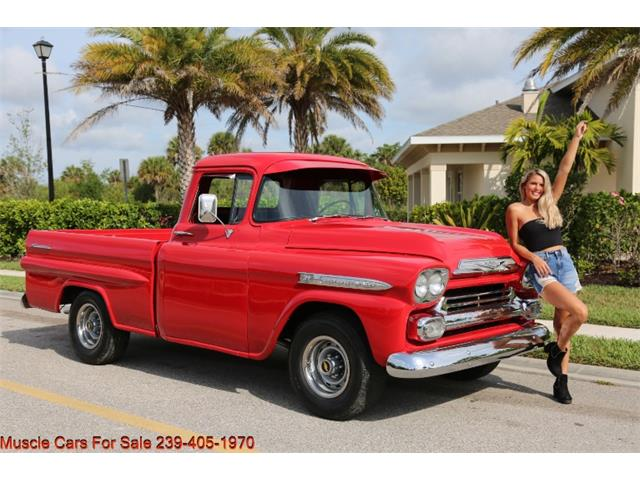 1959 Chevrolet Apache (CC-1465451) for sale in Fort Myers, Florida