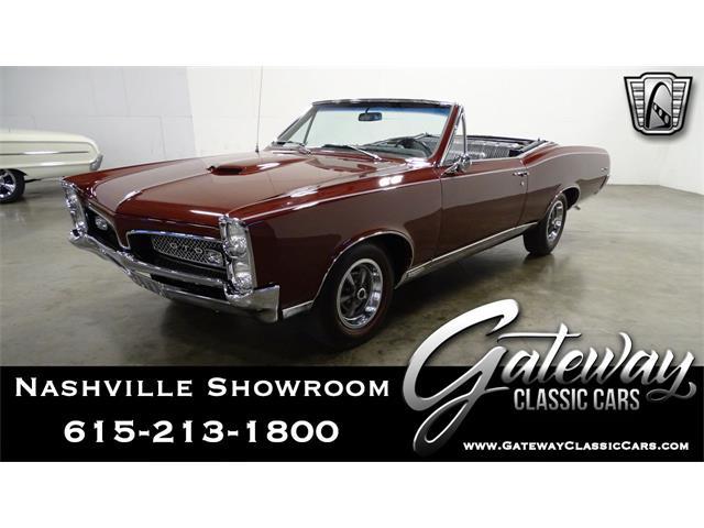 1967 Pontiac GTO (CC-1465477) for sale in O'Fallon, Illinois