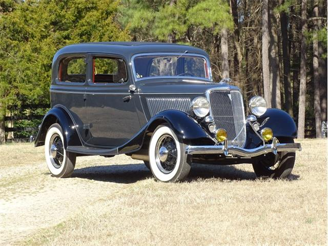 1934 Ford Deluxe (CC-1460551) for sale in Youngville, North Carolina