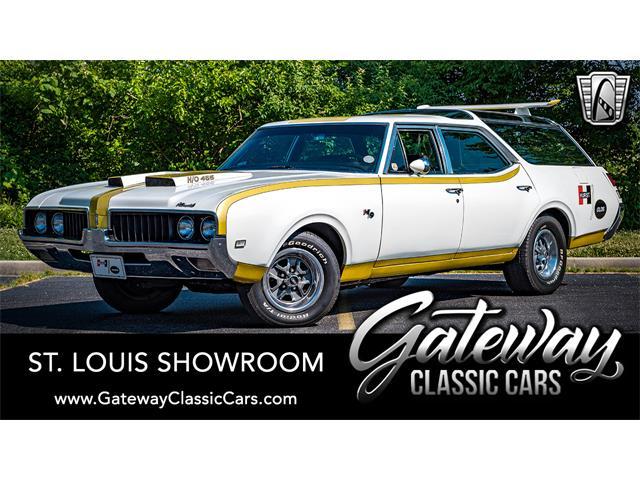 1969 Oldsmobile Vista Cruiser (CC-1465510) for sale in O'Fallon, Illinois