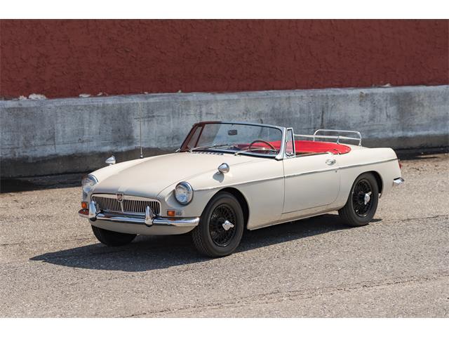 1964 MG MGB (CC-1465516) for sale in Philadelphia, Pennsylvania