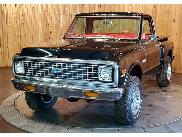 1971 Chevrolet 1/2 Ton Shortbox (CC-1465518) for sale in Lebanon, Missouri