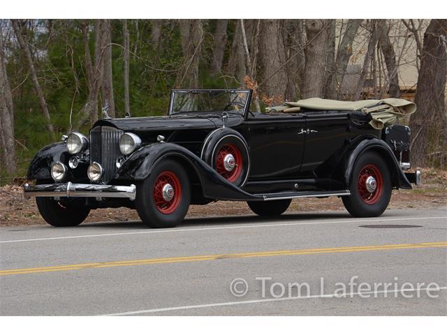 1934 Packard Super Eight (CC-1465519) for sale in Smithfield, Rhode Island