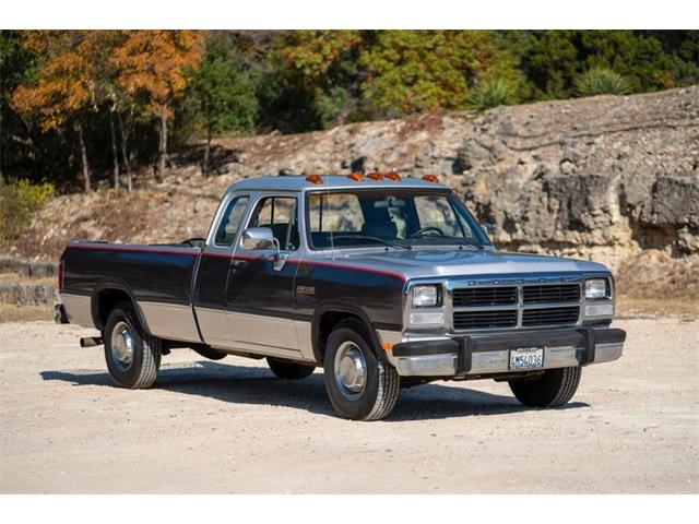 1992 Dodge Ram (CC-1460552) for sale in Youngville, North Carolina