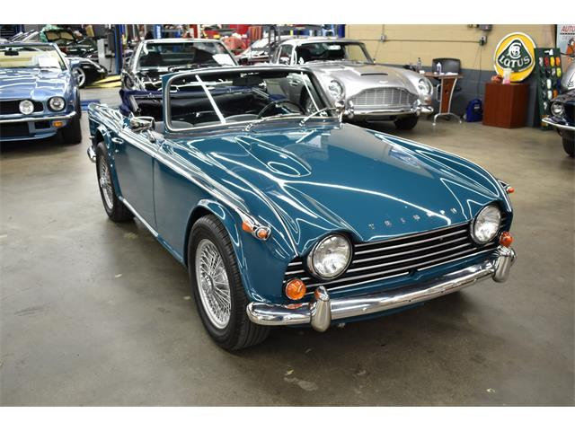 1968 Triumph TR250 (CC-1465524) for sale in Huntington Station, New York