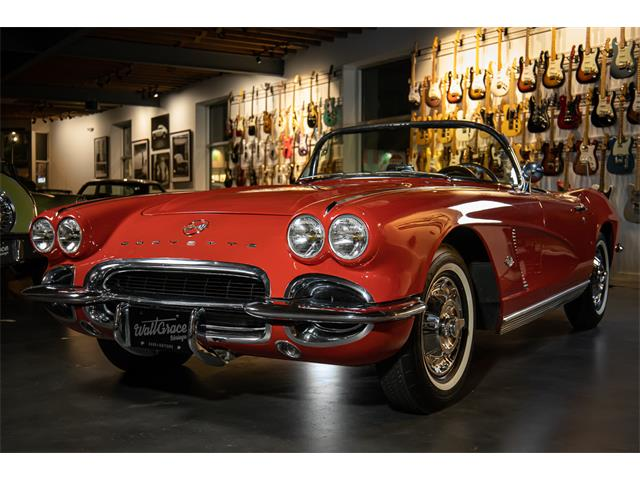 1962 Chevrolet Corvette (CC-1465539) for sale in Miami, Florida