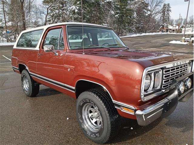 1977 Dodge Ramcharger (CC-1460554) for sale in Youngville, North Carolina