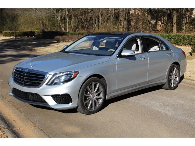 2014 Mercedes-Benz AMG (CC-1465547) for sale in Roswell, Georgia