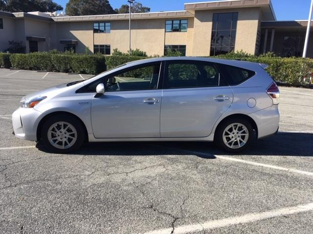 2017 Toyota Previa (CC-1465550) for sale in BURLINGAME, California