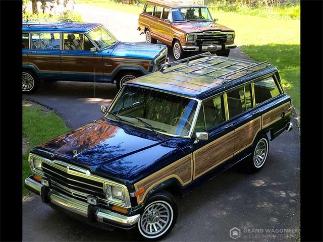 1988 Jeep Grand Wagoneer (CC-1465551) for sale in BEMUS POINT, New York