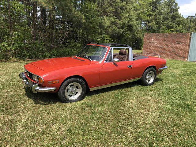 1973 Triumph Stag (CC-1465552) for sale in Morrisville, North Carolina