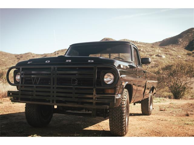 1971 Ford F250 (CC-1465554) for sale in Jamul, California