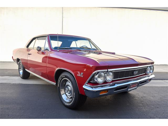 1966 Chevrolet Chevelle (CC-1465568) for sale in Costa Mesa, California