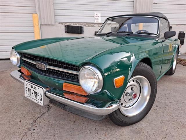 1974 Triumph TR6 (CC-1465569) for sale in Houston, Texas