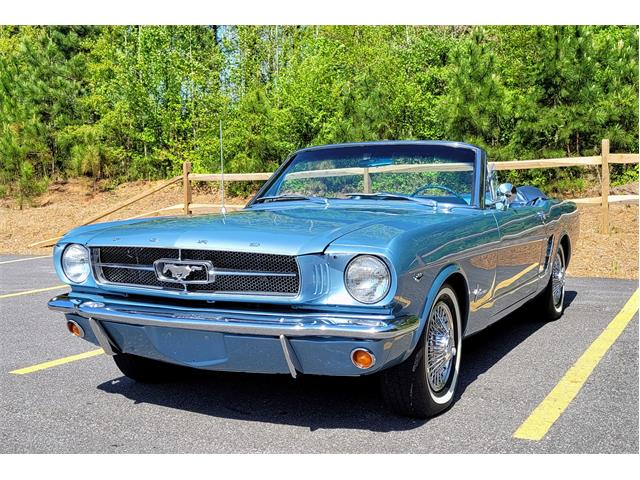 1965 Ford Mustang (CC-1465572) for sale in Cumming, Georgia