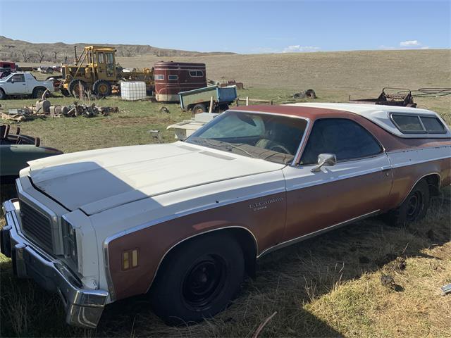 1976 Chevrolet El Camino (CC-1465586) for sale in www.bigiron.com,