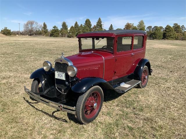 1930 Ford Model A (CC-1465587) for sale in www.bigiron.com,
