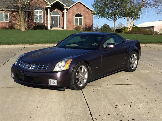 2004 Cadillac XLR (CC-1465591) for sale in www.bigiron.com,