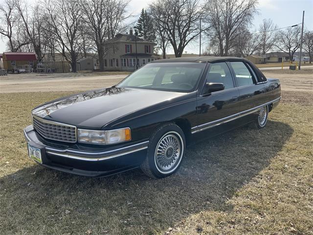 1994 Cadillac DeVille (CC-1465592) for sale in www.bigiron.com,
