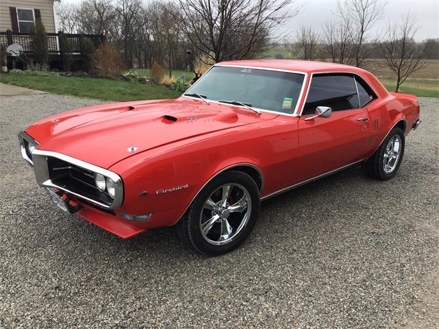 1968 Pontiac Firebird (CC-1465595) for sale in www.bigiron.com,