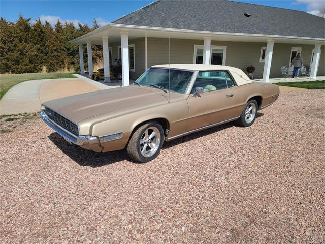 1968 Ford Thunderbird (CC-1465599) for sale in www.bigiron.com,