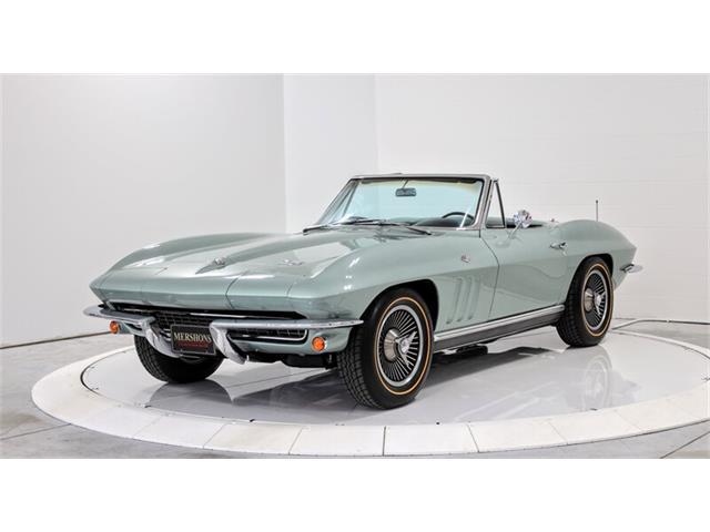1966 Chevrolet Corvette (CC-1460056) for sale in Springfield, Ohio