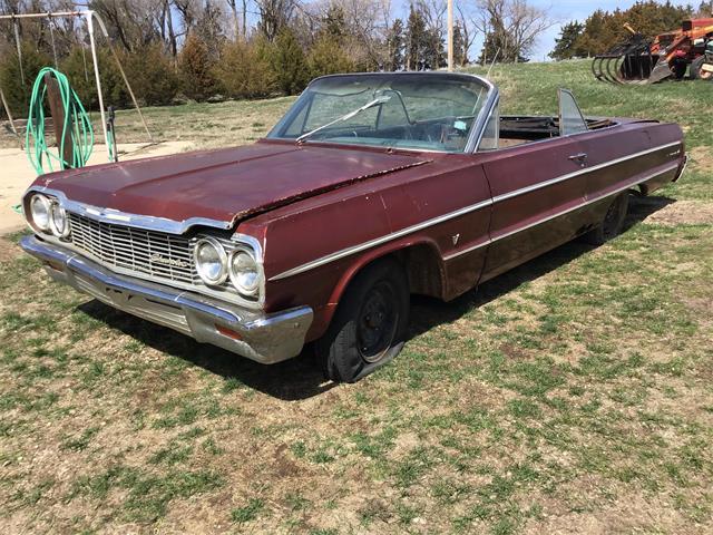 1964 Chevrolet Impala (CC-1465610) for sale in www.bigiron.com,