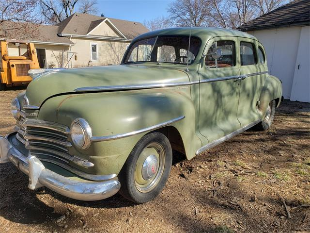1947 Plymouth Special Deluxe (CC-1465612) for sale in www.bigiron.com,