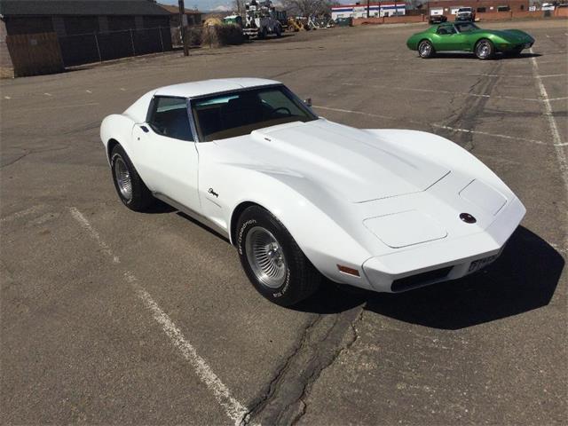 1974 Chevrolet Corvette (CC-1465613) for sale in www.bigiron.com,
