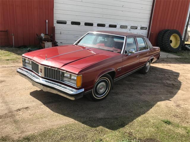1979 Oldsmobile 98 (CC-1465617) for sale in www.bigiron.com,