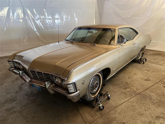 1967 Chevrolet Impala SS (CC-1465622) for sale in www.bigiron.com,