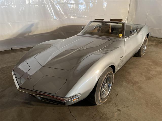 1969 Chevrolet Corvette Stingray (CC-1465624) for sale in www.bigiron.com,