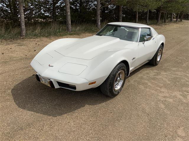 1976 Chevrolet Corvette (CC-1465625) for sale in www.bigiron.com,