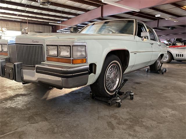 1980 Cadillac Sedan DeVille (CC-1465627) for sale in www.bigiron.com,