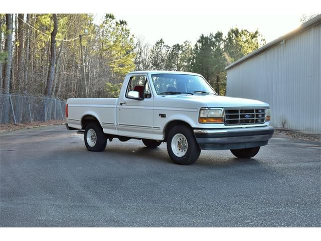 1993 Ford F150 (CC-1460563) for sale in Youngville, North Carolina