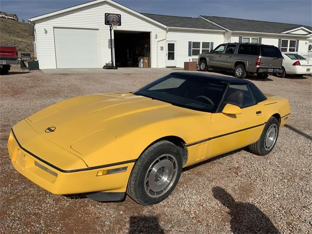 1989 Chevrolet Corvette (CC-1465630) for sale in www.bigiron.com,