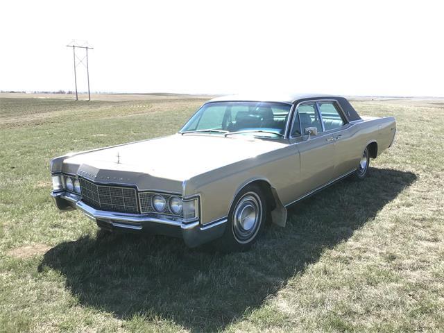 1969 Lincoln Continental (CC-1465634) for sale in www.bigiron.com,
