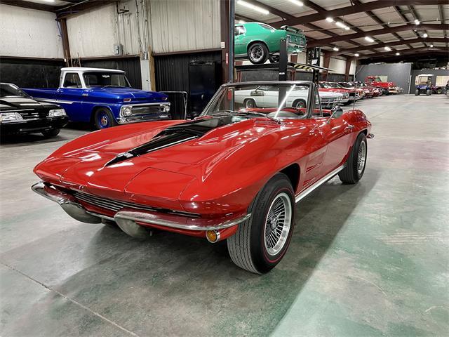 1964 Chevrolet Corvette (CC-1460564) for sale in Sherman, Texas