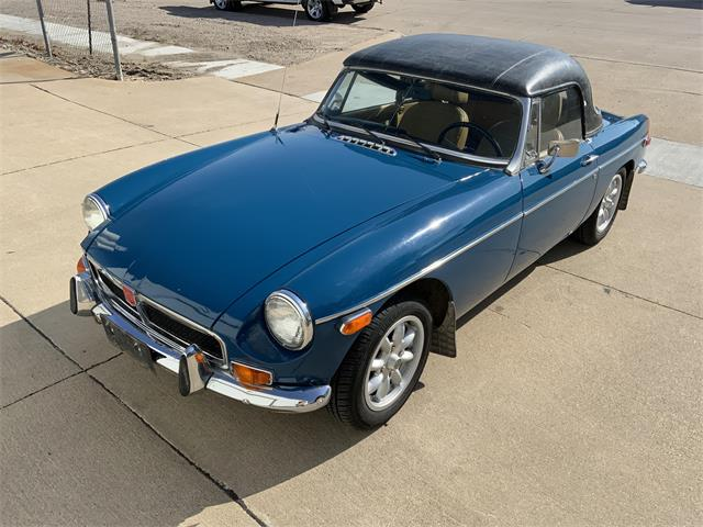 1973 MG MGB (CC-1465640) for sale in www.bigiron.com,
